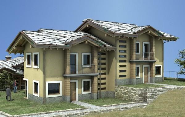 Aosta- Villaggio Beauregard